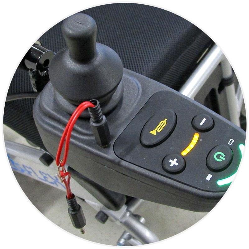 anpassning elektriskt lås eloflex
