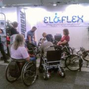 Eloflex hopfällbar elrullstol Hjultorget