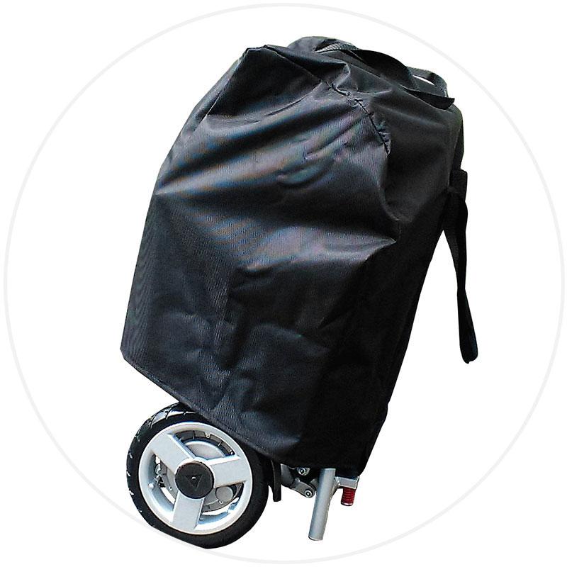 Eloflex tillbehör väska som skyddar din Eloflex vid resor.