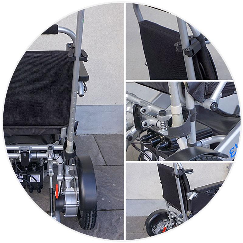 kryckhållare käpphållare eloflex elrullstol